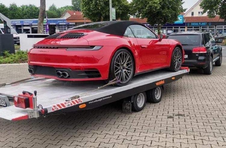 Dai gia Binh Phuoc tau Porsche 911 Carrera S 2021, gan 9 ty dong