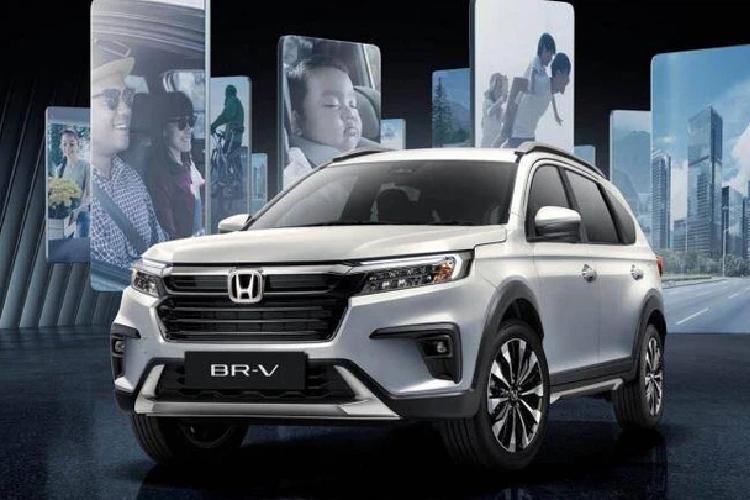Can canh Honda BR-V 2022 vua chinh thuc ra mat Dong Nam A-Hinh-10