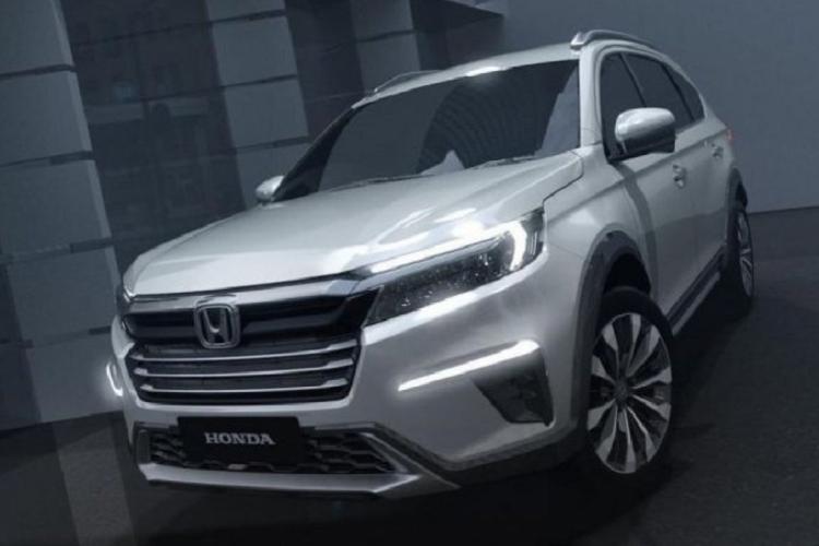 Can canh Honda BR-V 2022 vua chinh thuc ra mat Dong Nam A-Hinh-11