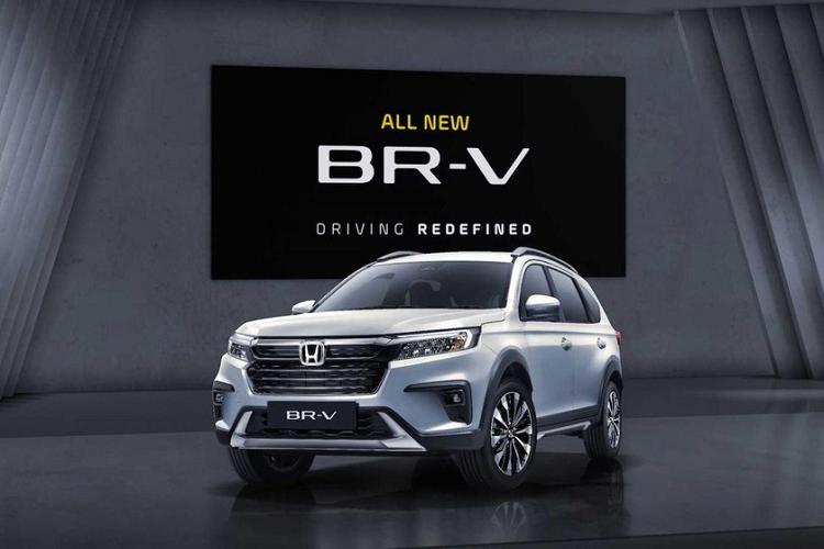 Can canh Honda BR-V 2022 vua chinh thuc ra mat Dong Nam A-Hinh-2