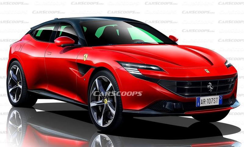 Dong co V12 tang ap se co tren sieu SUV Ferrari Purosangue?-Hinh-2