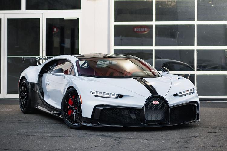 Chu xe Bugatti Chiron phai chi gan 9 ty dong bao tri xe cho 4 nam