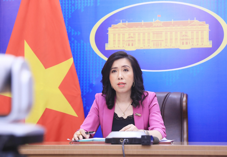 Viet Nam len tieng ve chien luoc An Do Duong - Thai Binh Duong cua EU