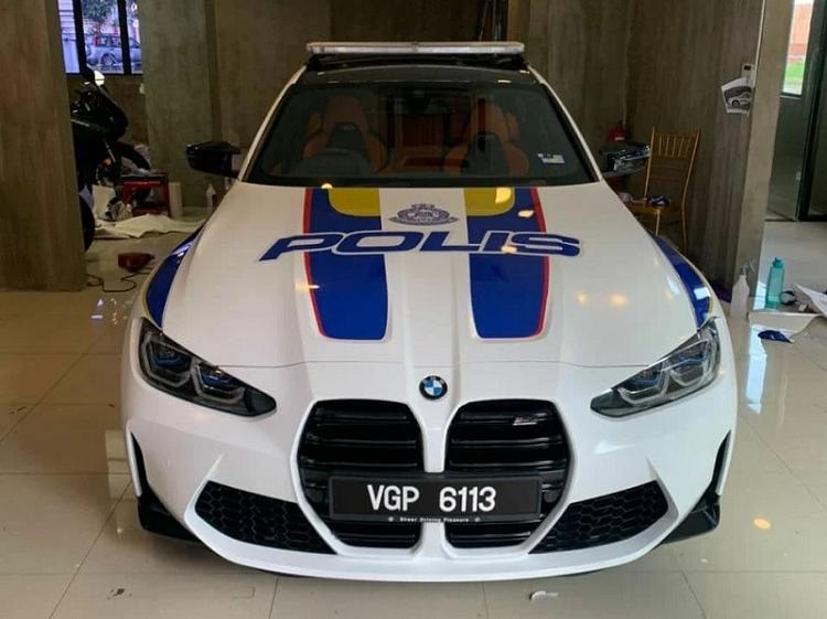 BMW M3 se gop mat trong doi hinh canh sat hoang gia Malaysia?-Hinh-2