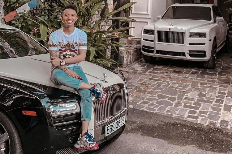 Ly do Rolls-Royce Cullinan hon 40 ty cua Minh nhua chua ra bien?