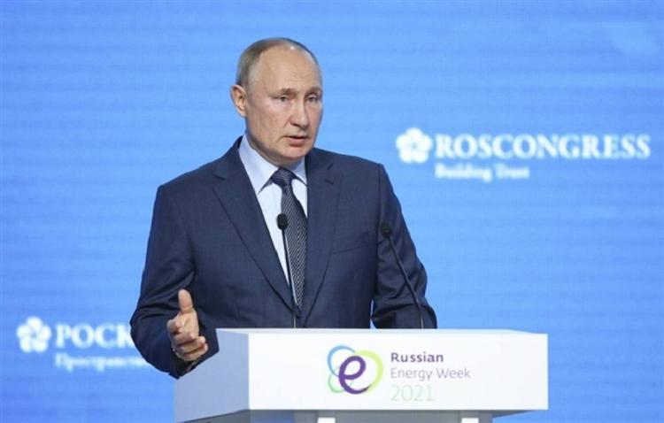 Ong Putin: My la nguyen nhan khien chau Au