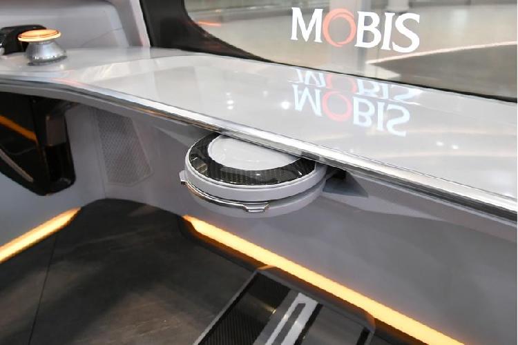Xe Hyundai tuong lai se dung vo lang gap dot pha