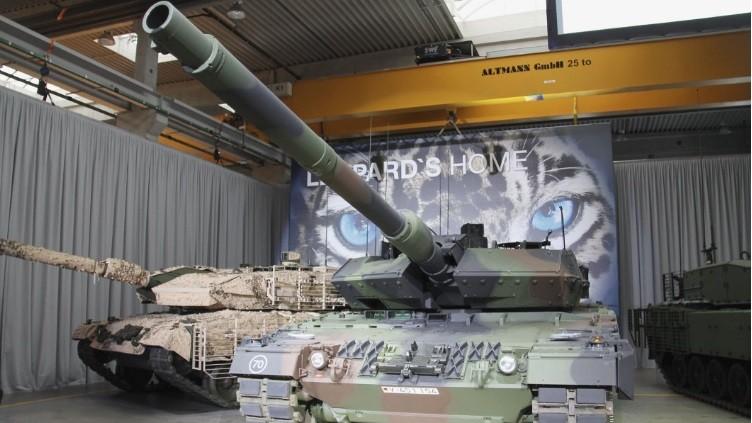 Lo so T-14 Armata Nga, Duc phat trien sieu tang Leo 3