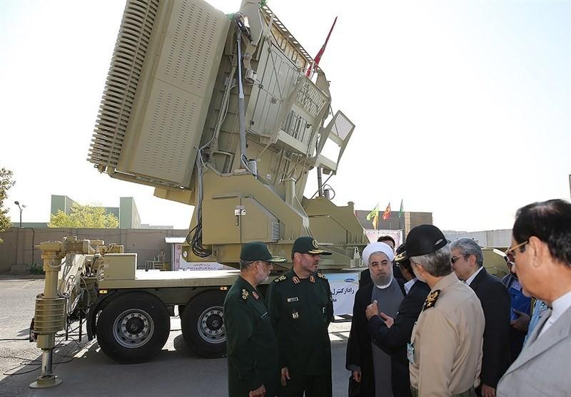 Iran khoe radar theo doi 200 muc tieu, xa den 500km