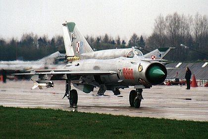 Chi tiet doc la tren nhung chiec MiG-21 dau tien Viet Nam tiep nhan