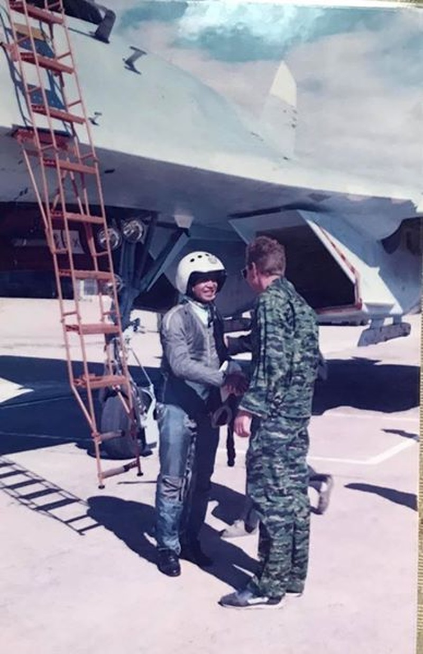 Chuyen chua biet ve tiem kich Su-27 hien dai nhat Viet Nam mot thoi-Hinh-4