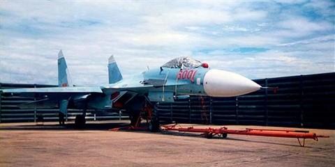 Chuyen chua biet ve tiem kich Su-27 hien dai nhat Viet Nam mot thoi