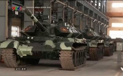 Vi sao Viet Nam khong tiep tuc nho Israel nang cap xe tang T-54/55?-Hinh-12
