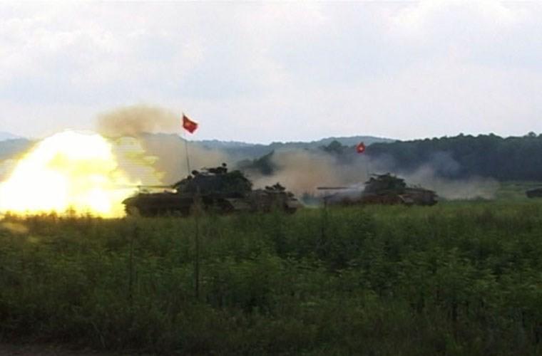Vi sao Viet Nam khong tiep tuc nho Israel nang cap xe tang T-54/55?-Hinh-14