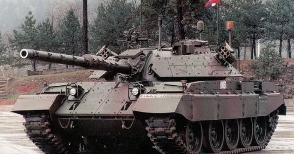 Vi sao Viet Nam khong tiep tuc nho Israel nang cap xe tang T-54/55?-Hinh-3