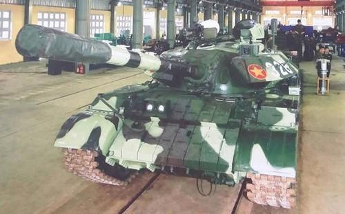 Vi sao Viet Nam khong tiep tuc nho Israel nang cap xe tang T-54/55?-Hinh-6