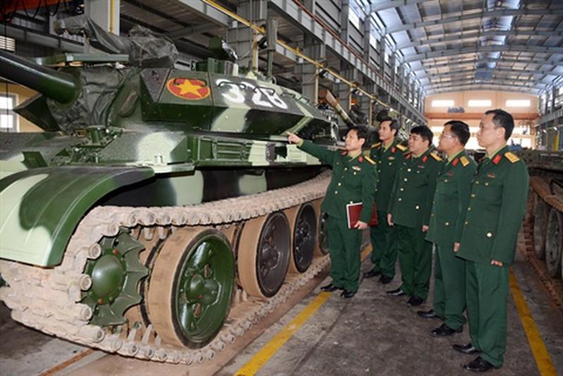 Vi sao Viet Nam khong tiep tuc nho Israel nang cap xe tang T-54/55?-Hinh-7