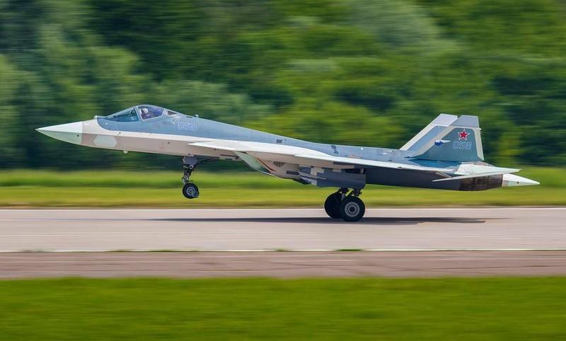 Chua co dong co moi, Su-57 van chua phai la