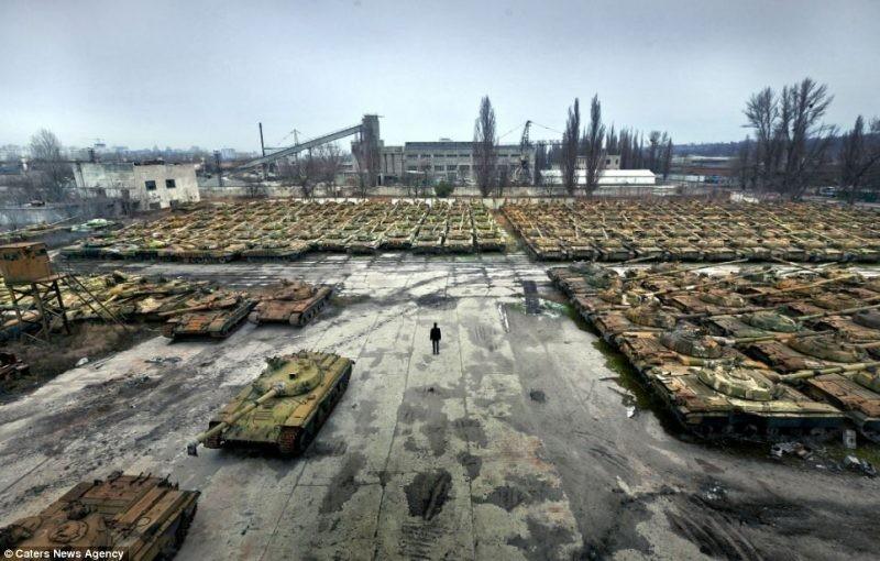 Quoc phong Ukraine: Tu dinh cao den suy kiet, the tham chua tung co-Hinh-8