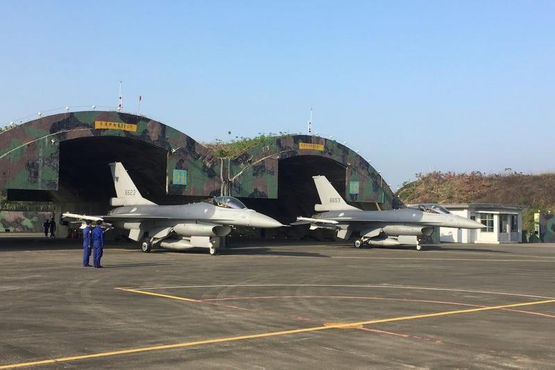 F-16 Dai Loan mat tich bi an: Bi ban ha hay dam xuong bien?-Hinh-10