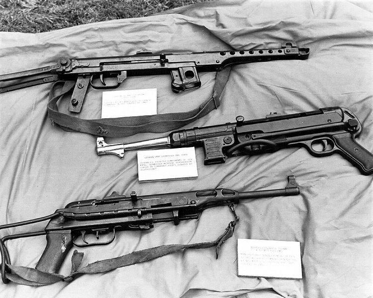 Vu khi ca nhan cua chien si Giai phong quan truoc khi co AK-47-Hinh-6