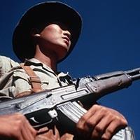 Vu khi ca nhan cua chien si Giai phong quan truoc khi co AK-47