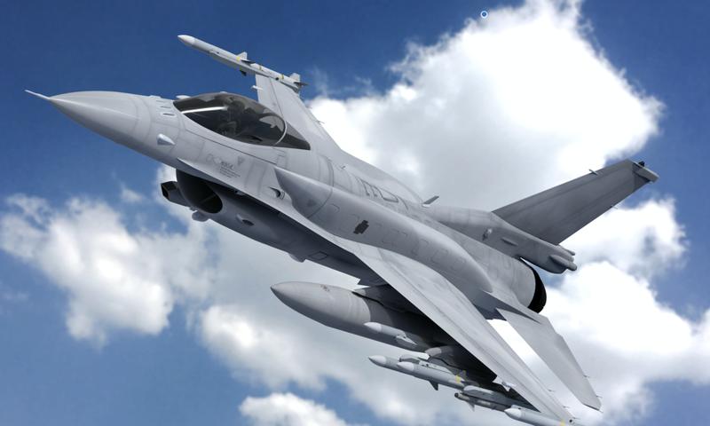 Vi sao chien dau co F-16 van dat hang, con Mirage 2000 thi khong?-Hinh-2