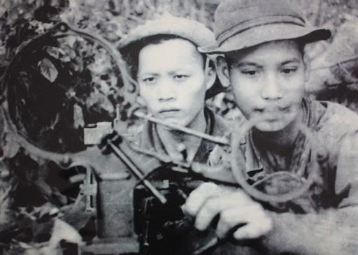 Súng máy phòng không có quân số đông nhất Việt Nam trong quá khứ (2)