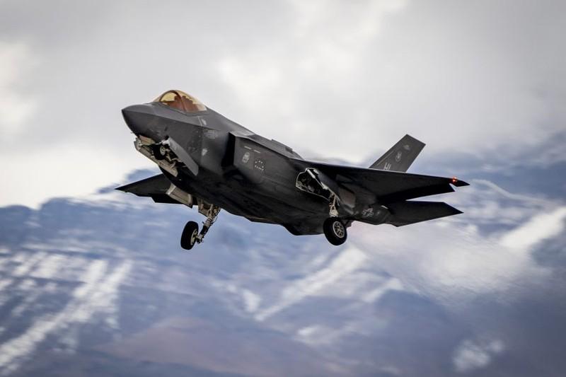 Soc: Tiem kich F-35 co the bi ngung che tao nhu F-22 truoc day-Hinh-11