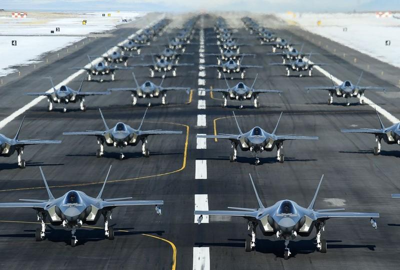 Soc: Tiem kich F-35 co the bi ngung che tao nhu F-22 truoc day-Hinh-12
