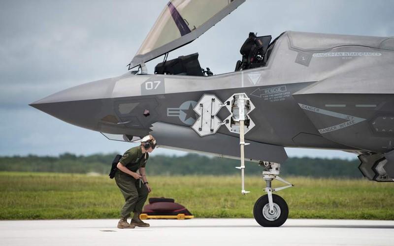 Soc: Tiem kich F-35 co the bi ngung che tao nhu F-22 truoc day-Hinh-4