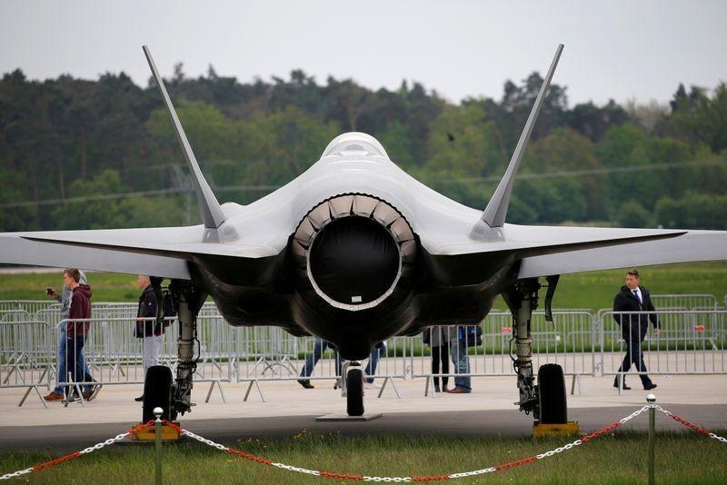 Soc: Tiem kich F-35 co the bi ngung che tao nhu F-22 truoc day-Hinh-5