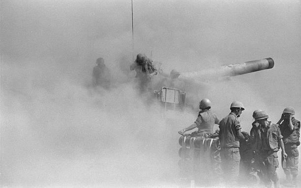 Cuộc chiến Yom Kippur đã suýt lan rộng thành Chiến tranh Thế giới