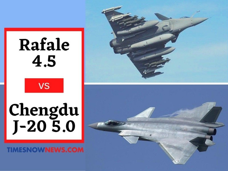 Trung Quoc tim cach nang cap J-20 de doi dau Rafale cua An Do-Hinh-15