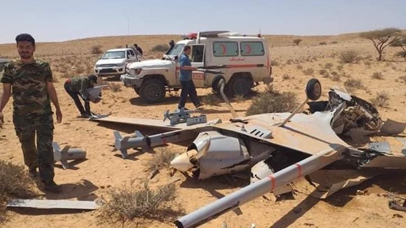 Ukraine mua UAV Tho Nhi Ky; Nga canh bao: Donbass khong phai Armenia-Hinh-12