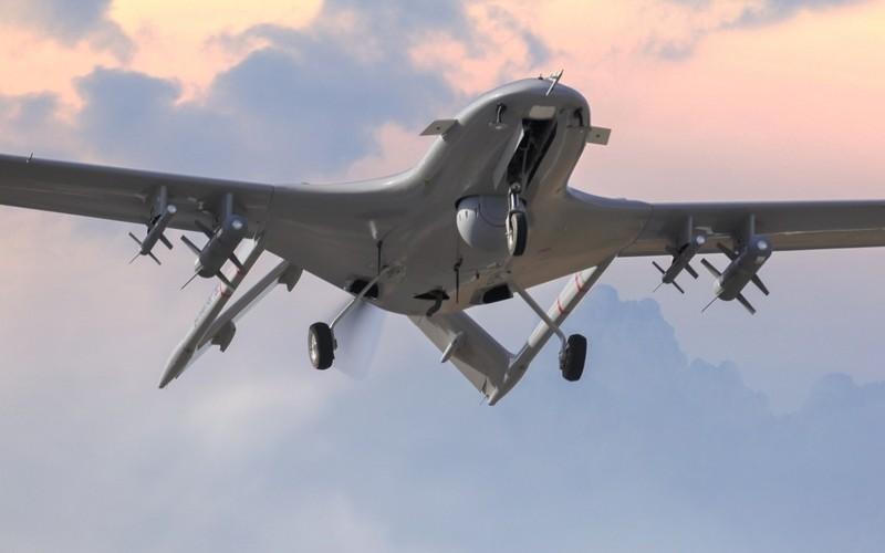 Ukraine mua UAV Tho Nhi Ky; Nga canh bao: Donbass khong phai Armenia-Hinh-5