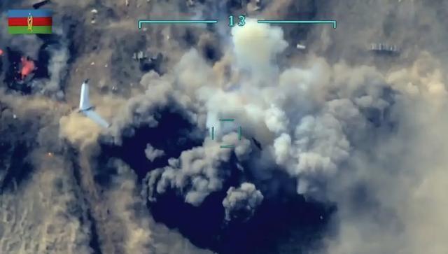 Ukraine mua UAV Tho Nhi Ky; Nga canh bao: Donbass khong phai Armenia