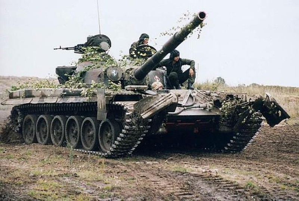 Ba Lan co loai xe tang nao cua du suc doi dau duoc voi Nga? (P1)-Hinh-2