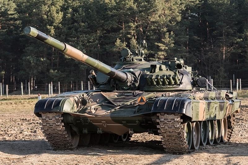 Ba Lan co loai xe tang nao cua du suc doi dau duoc voi Nga? (P1)-Hinh-4