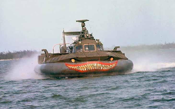"""Tàu """"Bo bo"""" của Mỹ vì sao thất bại thảm hại ở Việt Nam?"""