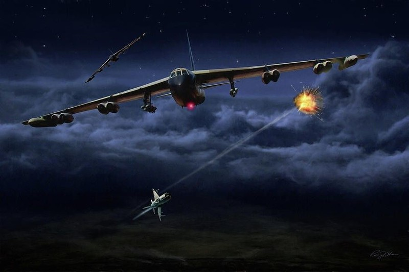 MiG-21 Viet Nam phong 1 ten lua, hang loat si quan My mat ghe!-Hinh-15