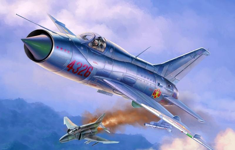 MiG-21 Viet Nam phong 1 ten lua, hang loat si quan My mat ghe!-Hinh-16