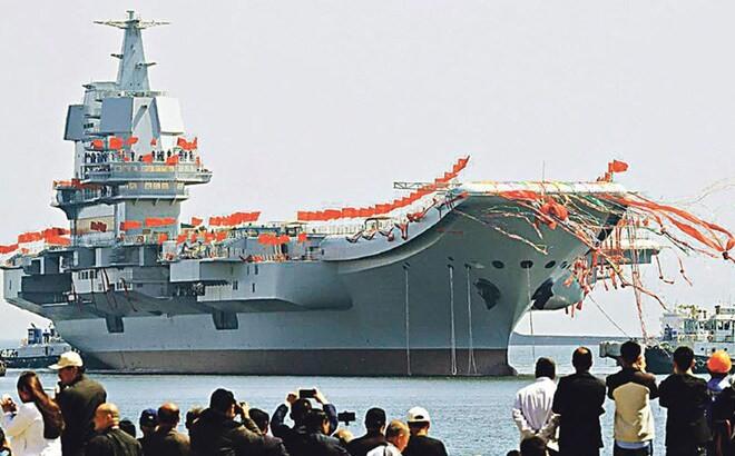 Nga cung cấp động cơ hạt nhân cho các tàu sân bay Trung Quốc