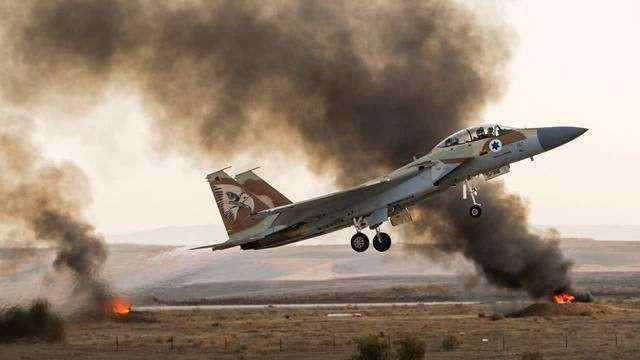Bi mat giup tiem kich Israel tu do khong kich o Syria-Hinh-9