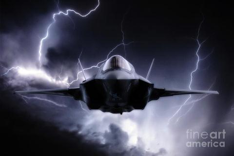 Vi sao tiem kich F-35 co the chiu duoc ca set danh?-Hinh-3