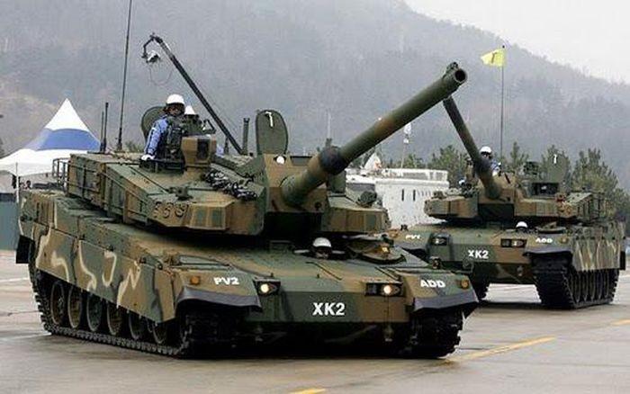 Loại xe tăng chiến đấu chủ lực nào mạnh nhất châu Á hiện nay? - mega 655