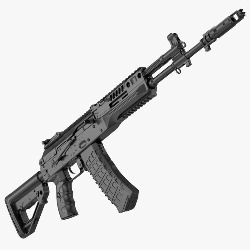Sung truong tan cong AK-12: Cau tra loi danh thep cho khau M4-Hinh-17