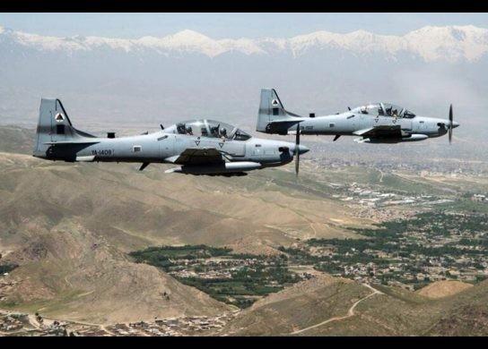 Truyen thong My: Khong quan Afghanistan dang ben bo vuc sup do-Hinh-6
