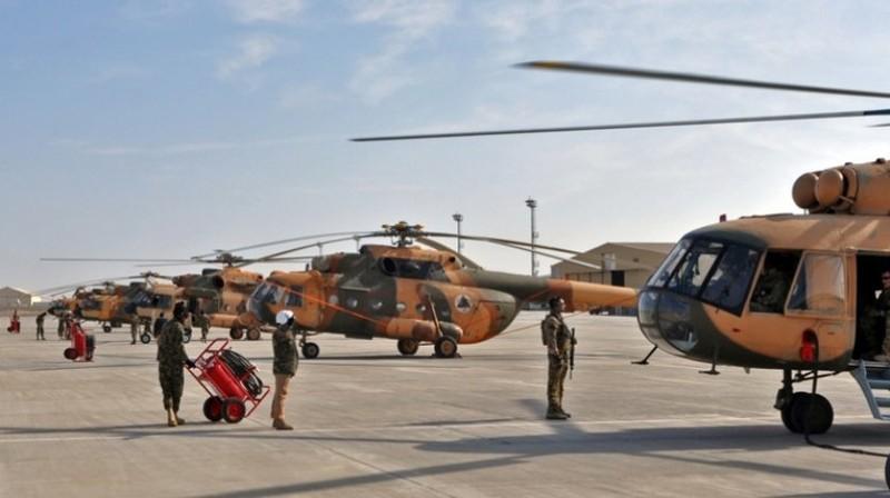 Truyen thong My: Khong quan Afghanistan dang ben bo vuc sup do