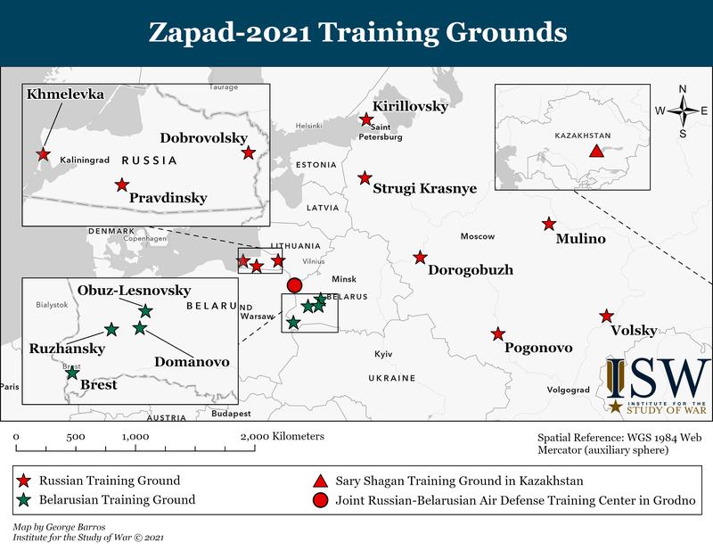 Nga tap tran Zapad-2021, Ba Lan ban bo tinh trang khan cap-Hinh-12